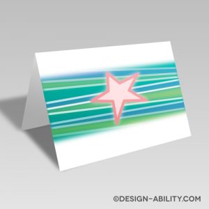 Star Card #freedownload #freeprintable