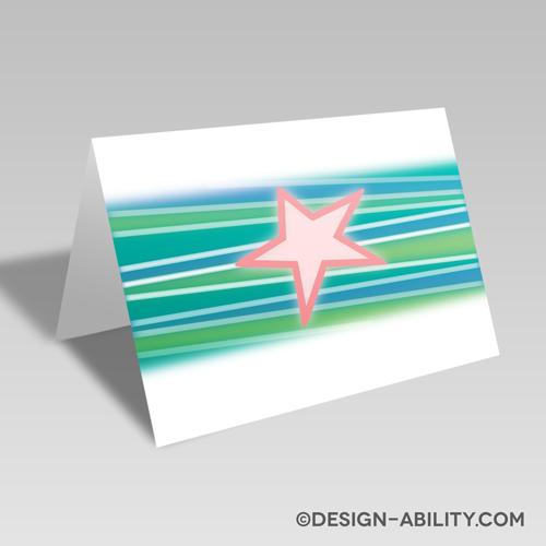 Star Card #freedownload #freeprintable