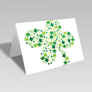Clover of Clovers Card