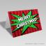 Comic Christmas Card
