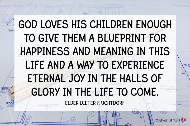 Blueprint for Life