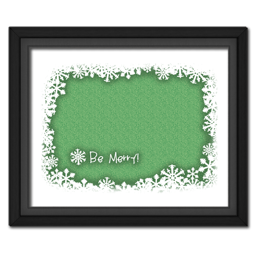 Be Merry Green