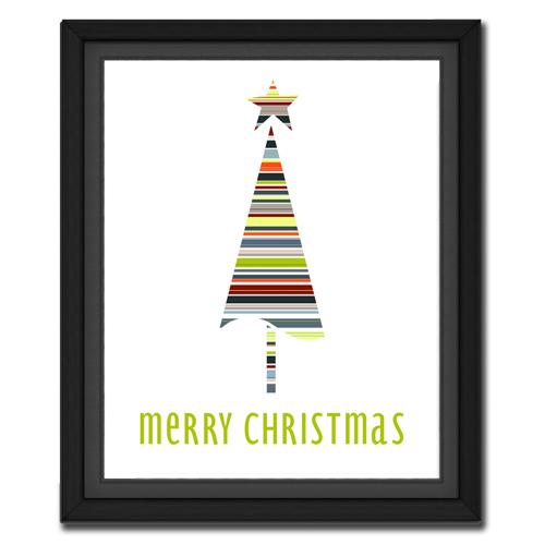 Christmas Fashion Stripes