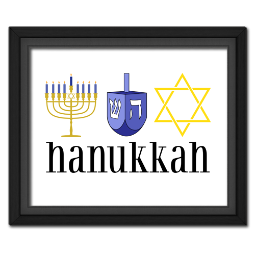Hanukkah Trio