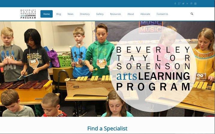 Beverley Taylor Sorenson Arts Learning Program