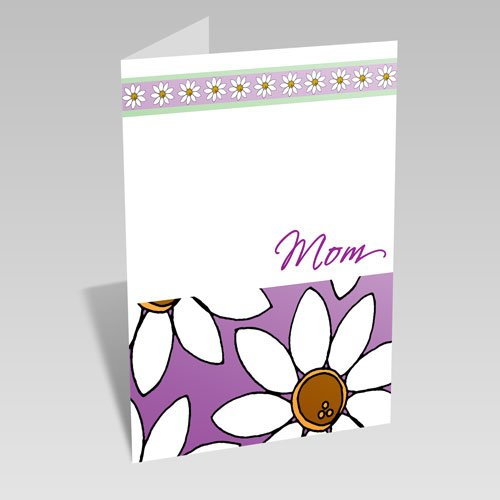 A Daisy for Mom Card