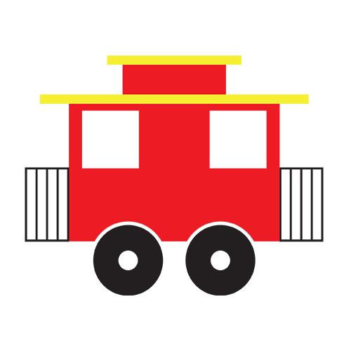 Train-Caboose