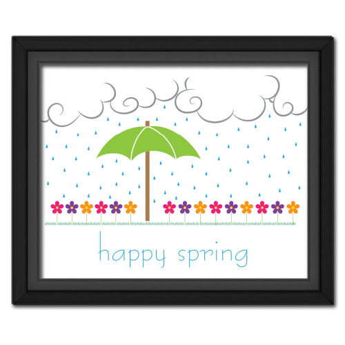 Spring Showers Picture