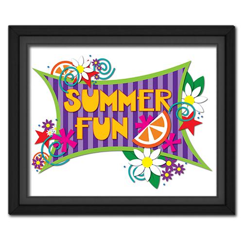 Summer Fun Poster