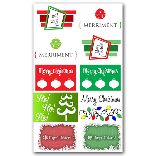 Christmas Gift Tags 2014 Free Download #free #christmas #gifttags