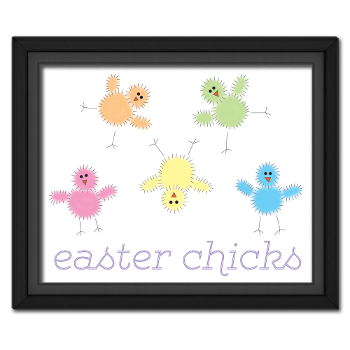 Easter Chicks pdf download