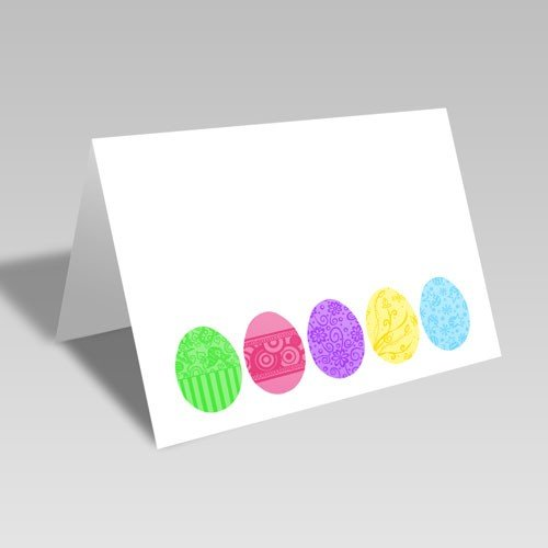 Designer Eggs Card