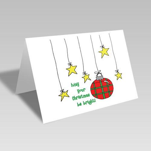 Bright Christmas Card