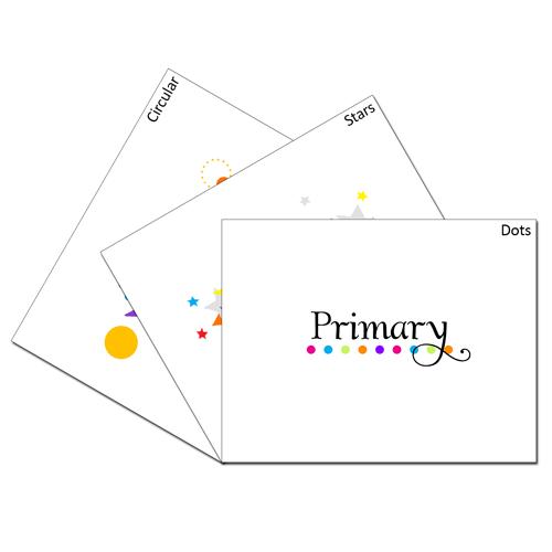 Primary Card Set #ldsprimary