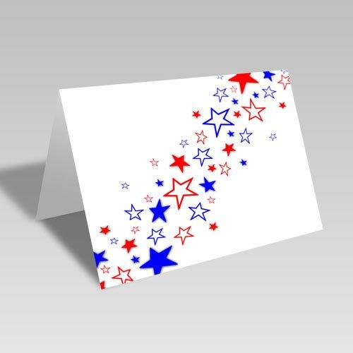 Star Banner Card
